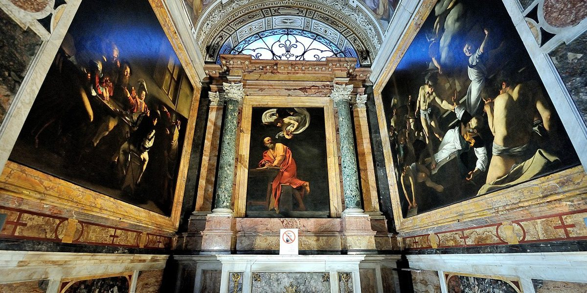 chiesa di S.Luigi dei Francesi